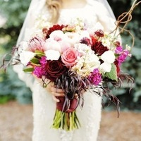 Glam Boho Bouquet