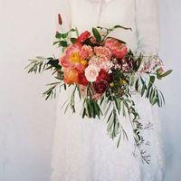 Boho Garden Bouquet