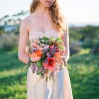 Summery Boho Bouquet