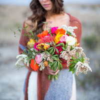 Southwestern Bride Bouquet