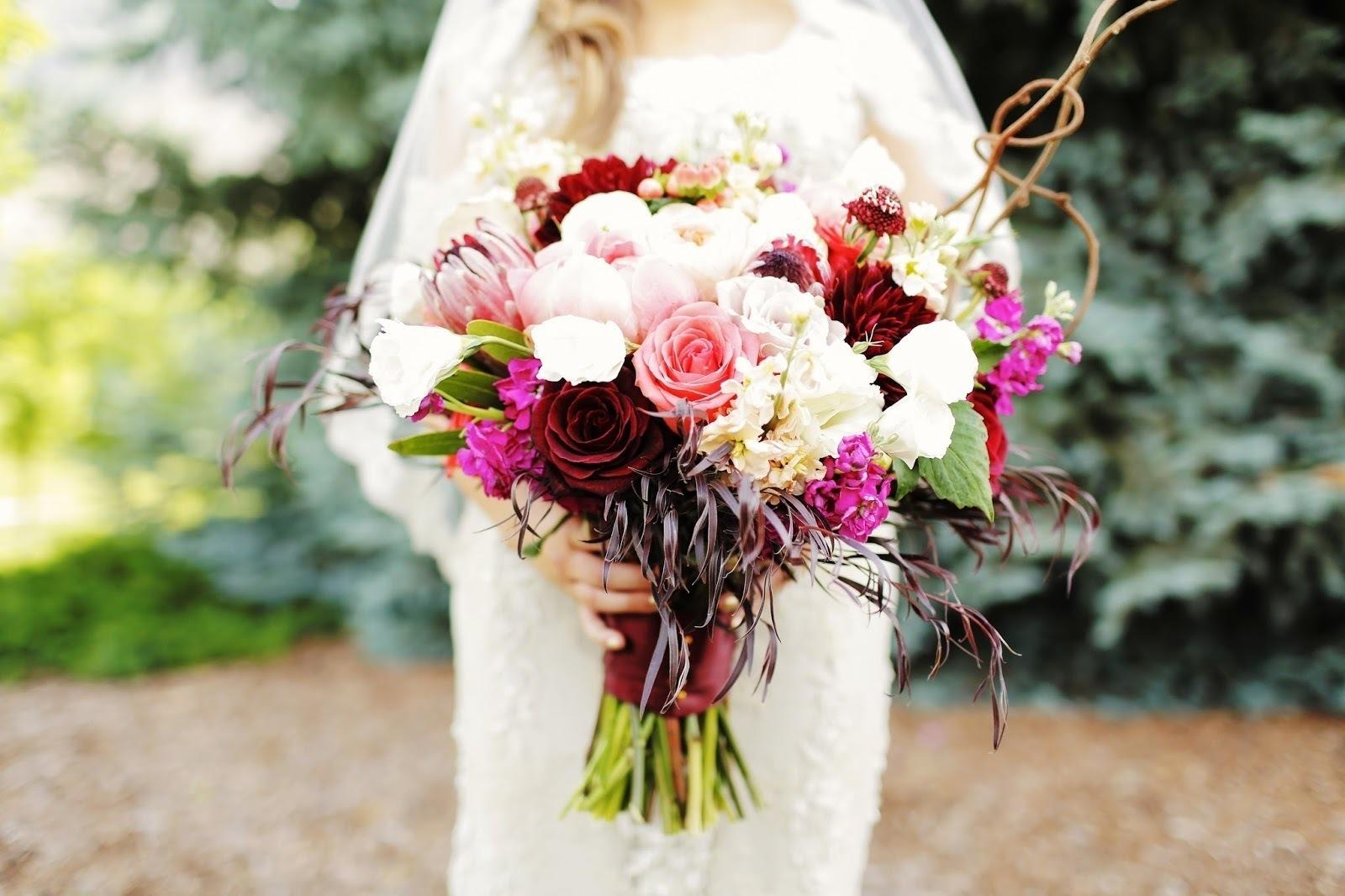 Glam Boho Bouquet