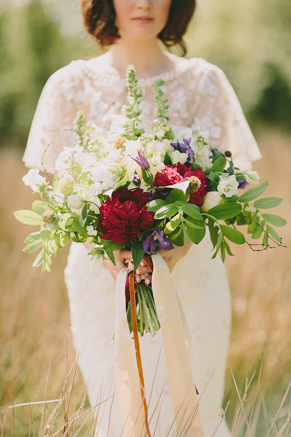 Bohemian Chic Bouquet