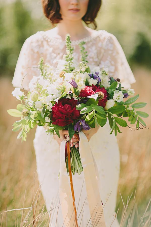 Bohemian Chic Bouquet