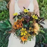 Unique Wildflower Bouquet