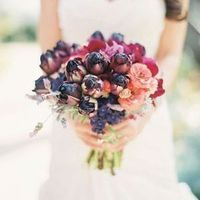 Creative Bridal Bouquet