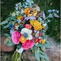 Rustic Bohemian Bouquet
