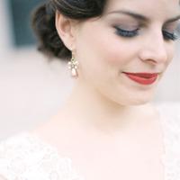 Vintage Glam Makeup