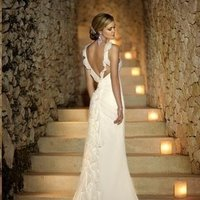 My wedding dress by Stella York