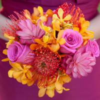 Beach Bridesmaid Bouquet