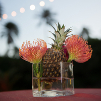 Pineapple and Protea