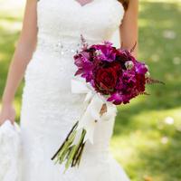 Bright Bride's Bouquet