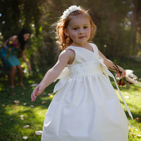 Flower Girl Cuteness