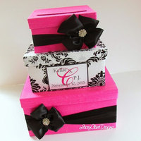 Sex and the City inspired Bridal Shower Card Box