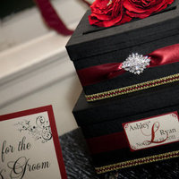 Vintage Inspired Card Box