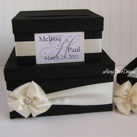 Wedding Card Box and Program Holder
