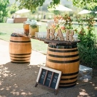 Vineyard Wedding Bar