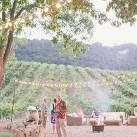 Scenic Vineyard Reception