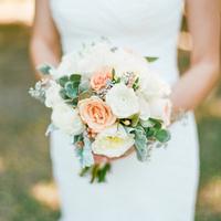 Romantic Bride's Bouquet