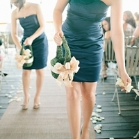 Moss Bridesmaids Baskets