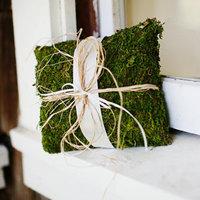 Moss Ring Pillow