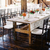 Sheer Lace Tablecloth