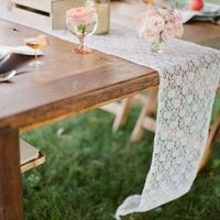 Lace Farm Table