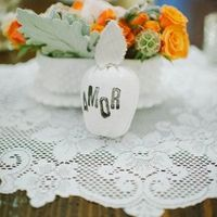 Vintage Lace Table Decor