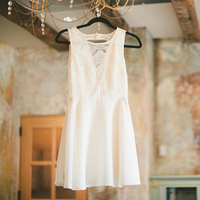 Cute Country Wedding Dress