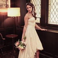Hi-Lo Wedding Dresses