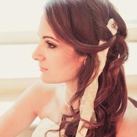 Unique Bridal Hairstyle