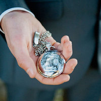 Pocket Watch Groomsmen Gift