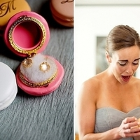 Earring Bridesmaid Gifts
