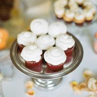 Red Velvet Cupcake Tray