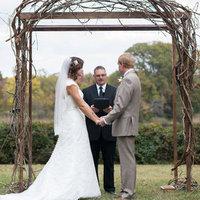 Tree Branch Arch