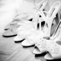Heels, wedding shoes, badgely mishka