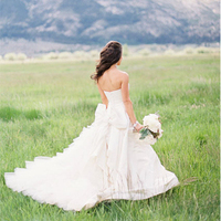 Fashion, Princess, Ruffles, Ball gown, princess wedding dresses