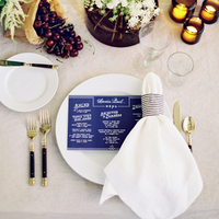 Farm Table Place Setting