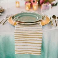Beachy Place Setting