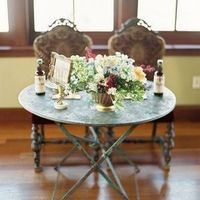 Fall Vintage Sweetheart Table