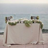 Seaside Sweetheart Table