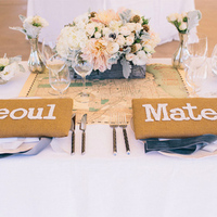Creative Sweetheart Table
