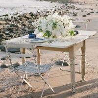 Beach Sweetheart Table