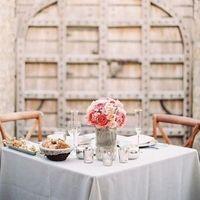 Vineyard Sweetheart Table