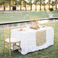 Pretty Garden Sweetheart Table