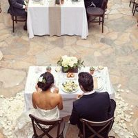 Sophisticated Sweetheart Table