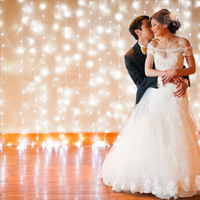 12 Wedding Lighting Ideas to Make Your Jaw Drop