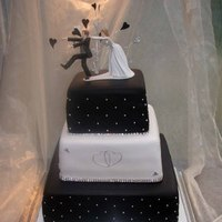 Wedding Cake/Groom Cake