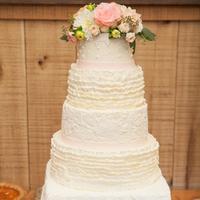 Yummy Wedding Cake