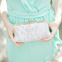 Cute Wedding Clutch