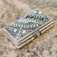Art Deco Wedding Clutch